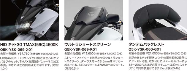 ミヤシタのオススメのTMAX Sporty Style!