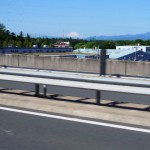 2_高速から見た富士山